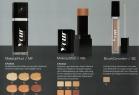 MakeUpFluid, MakeUpStick & BrushConcealer