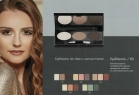 EyeShadow 3er Sets in warmen Farben