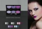 EyeShadow 3er Sets in kühlen Farben